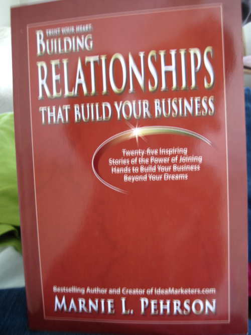 Build your business with relationships