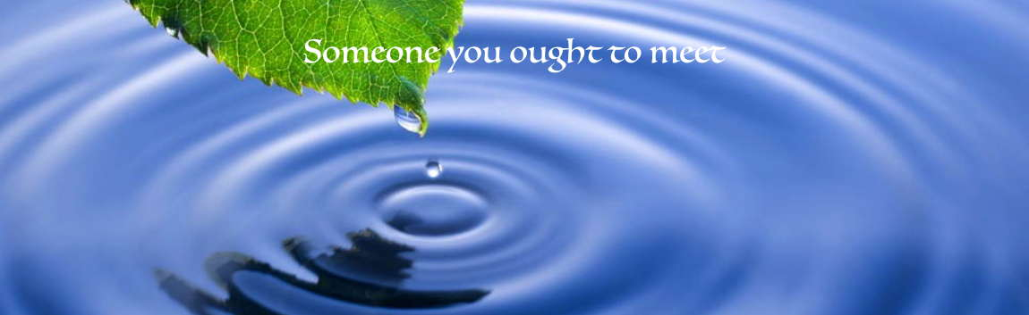 someone you ought to meet