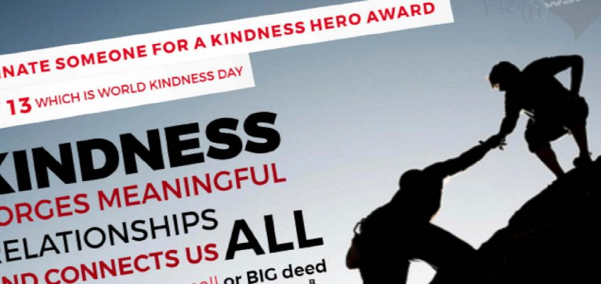 kindness hero awards