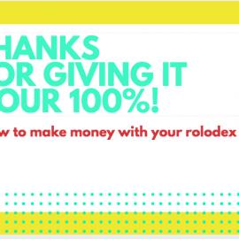 make money, referrals