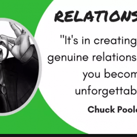 thank you, relationships