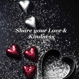 share kindness