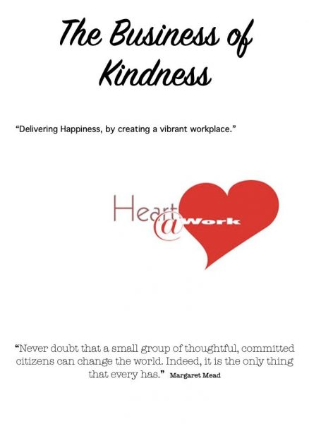 business of kindness