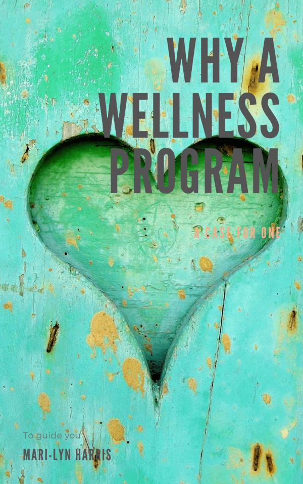 Wellness book cover